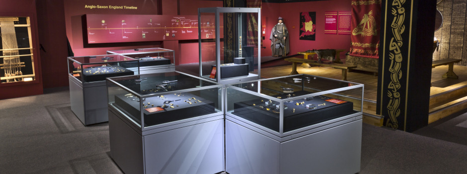 Anglo-Saxon Kingdom of Mercia Exhibition