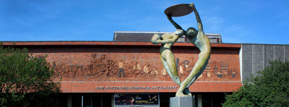 Potteries Museum & Art Gallery