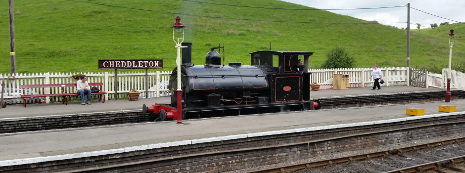 Churnett Valley Railway 1