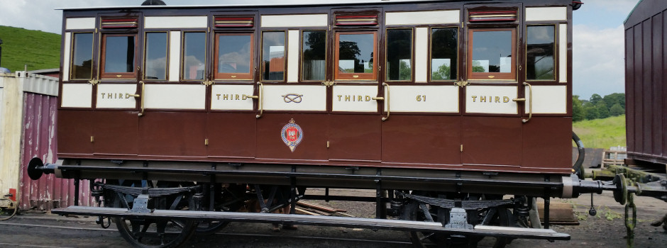 Churnett Valley Railway 2