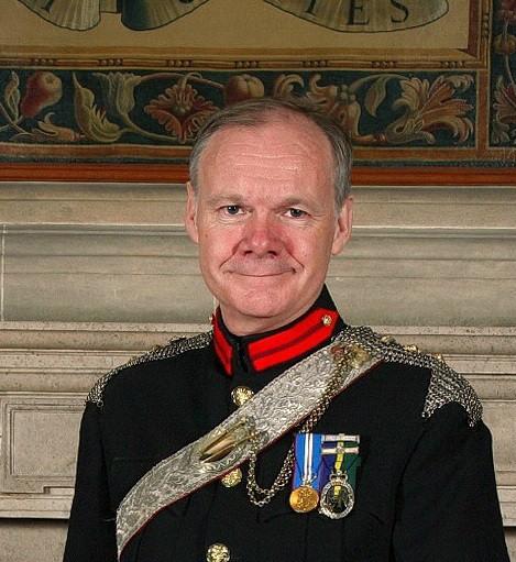 Colonel David Leigh
